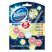 Domestos WC Power5 Orange blossom 55g guľôčky do WC